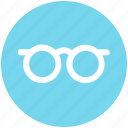 .svg, eye glasses, find, glasses, male glasses, read, study icon