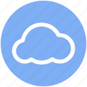 .svg, clouds, iclouds, modern clouds, puffy clouds, sky clouds icon