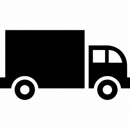 delivery, normal, packages, transport, transportation, truck, vehicle icon