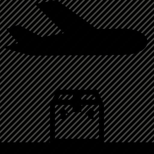 airplane, ecommerce, order, plane, shipping, transit icon
