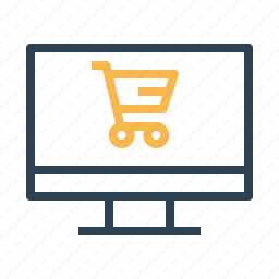 cart, device, discount, ecommerce, finance, offer, profit icon