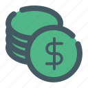business, coint, e-commerce, money, payment icon
