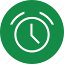 alarm, appointment, due, set, time icon