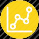 .svg, chart, diagram, graph, line graph, pie icon