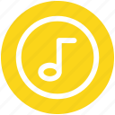 .svg, audio, music, note, song, sound icon