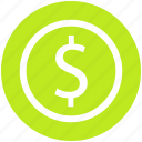 .svg, dollar, dollar sign, ecommerce, money icon