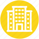 .svg, building, commercial building, guest house, real estate, tourism, travel icon