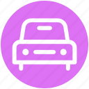 .svg, auto, car, front, front view, generic, sedan, vehicle icon