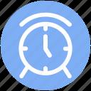 .svg, alarm, clock, morning alarm, time, timer icon