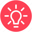 .svg, bulb, idea, light, light bulb, power icon