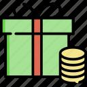 gift, box, ecommerce, app, shop, web, store