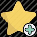 favorite, star, like, rating, love, heart