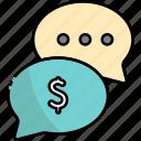 money talk, business, finance, talk, chat, conversation