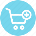 .svg, add, add to cart, cart, compressor, shopping, shopping cart icon
