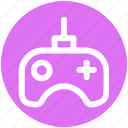 .svg, analog stick, controller, game handle, game mover controller, game remote, joystick icon