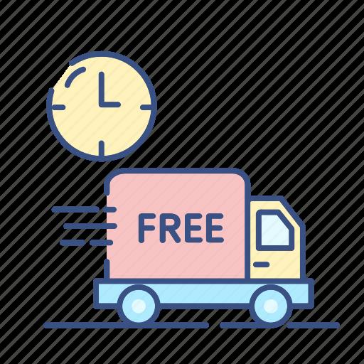 clock, deliver, deliver icon, discount icon, free deliver, new, transport icon