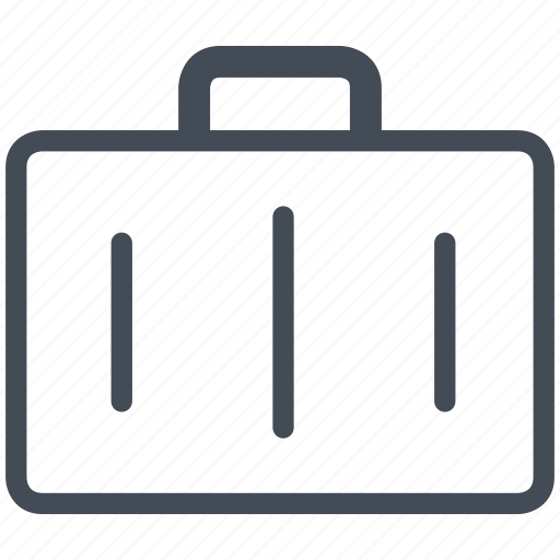 briefcase, business, cash, documents, marketing, money, office icon