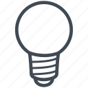 bulb, business, creativity, idea, light, light bulb, power icon