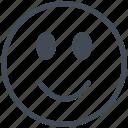 avatar, emoji, emoticon, emotion, happy, smile, smiley icon