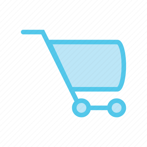 ecommerce, mall, market, marketplace, shop, trolley, wheel icon