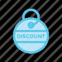 bonus, discount, ecommerce, event, hanger, mall, shop icon