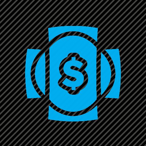 cross, dollar, e shop, ecommerce, market, money, shop icon