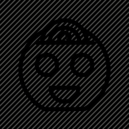 coin, dollar, ecommerce, monetize, money, savings, smile icon