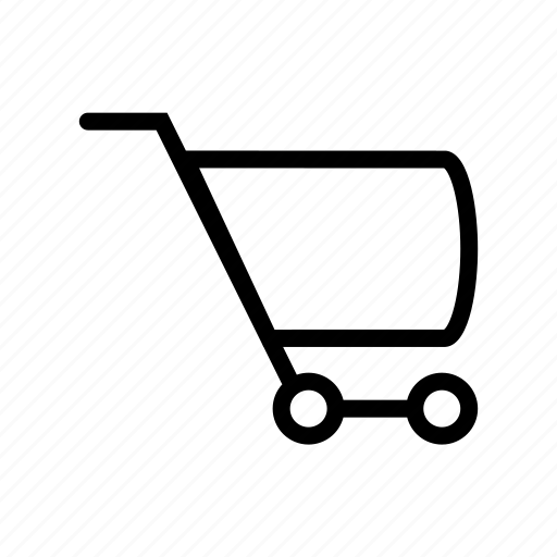 ecommerce, mall, market, marketplace, shop, trolley, wheel icon