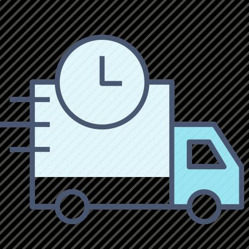 Deliver, delivery, fast, transport icon - Download on Iconfinder