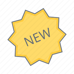 cart, discount, label, new, online, sale, shopping icon