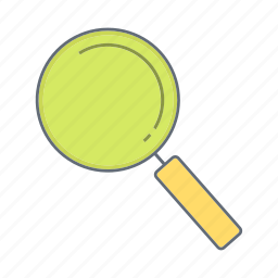 find, magnifier, marketing, search, seo, view, zoom icon