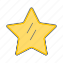 award, bookmark, favorite, like, love, rating, star icon