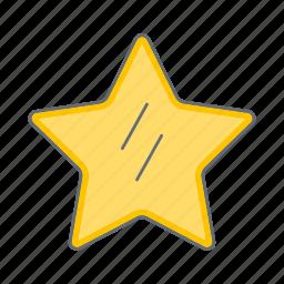 award, bookmark, favorite, like, love, rating, star icon