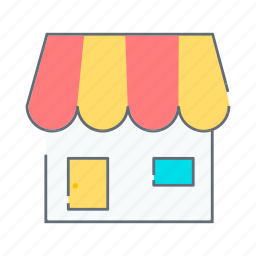 business, ecommerce, finance, online, shop, shopping, store icon