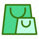 bag, commerce, ecommerce, gift, package, paper, present icon