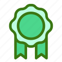 award, awward, badge, commerce, ecommerce, quality, reward icon