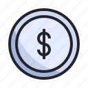 business, coin, commerce, currency, dollar, ecommerce, money
