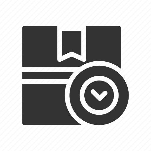 delivered, ecommerce, sale, shipping, shopping, transaction icon