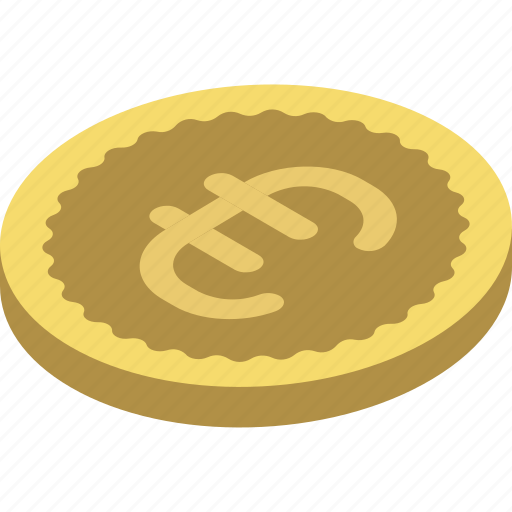 coin, commerce, euro, sales, shopping icon
