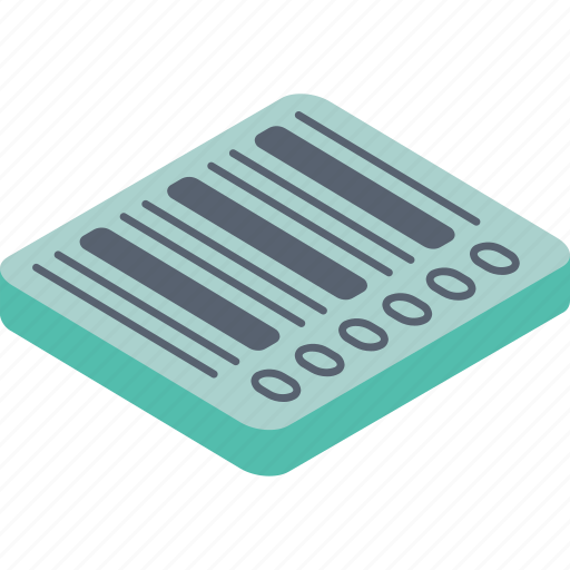 bar, code, commerce, sales, shopping icon