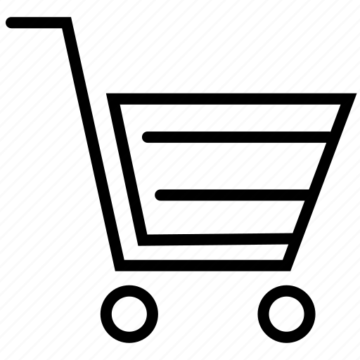 cart, empty cart, shop cart, shopping cart icon