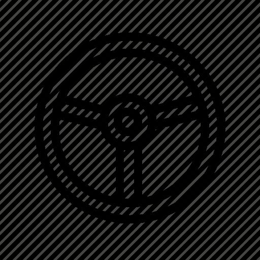 automotive, car, controller, transport, travel, vehicle, wheel icon