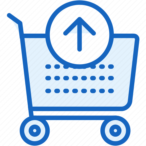 cart, commerce, e, from icon