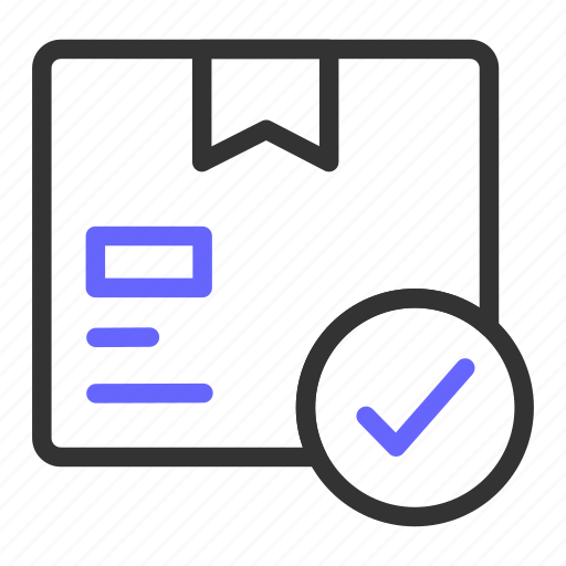 ecommerce, package icon