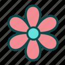 agriculture, flower, garden, gardening, marketplace icon
