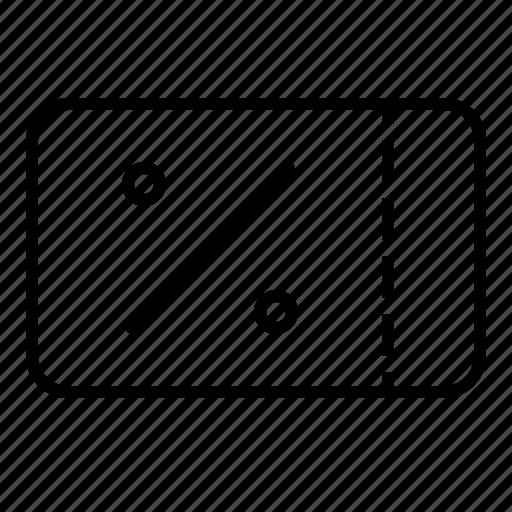 discount, percent, price, sale, shop, tag icon