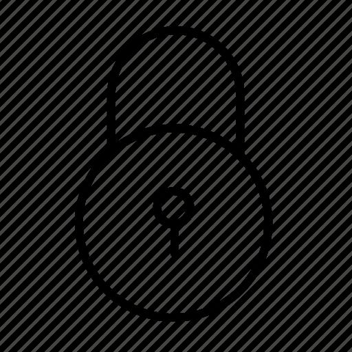 administrator, lock, locked, loker, secure icon