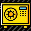 ecommerce, safe, secure icon