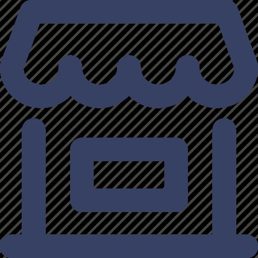 ecommerce, shop, shopping, store, ui, web icon
