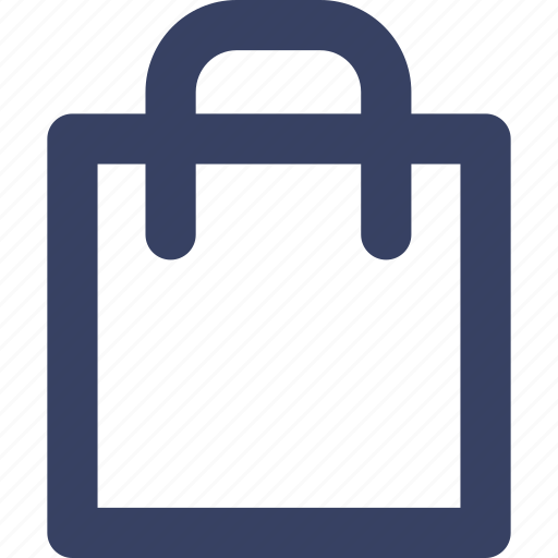 bag, ecommerce, shop, shopping, ui, web icon
